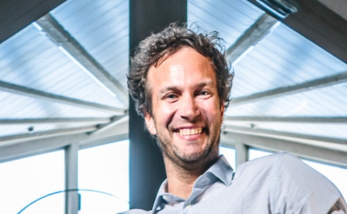 Speaker guest lab for Daniele lago